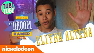 Eliyha mixt zijn eigen muziek! 🎶 | TubeTube | Nickelodeon Nederlands