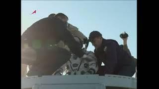 Soyuz MS-07 Astronauts Back on Earth - June 3, 2018