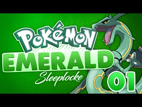 POKEMON EMERALD SLEEPLOCKE LIVE W/ Original151