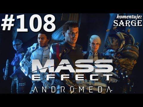 Zagrajmy w Mass Effect Andromeda [60 fps] odc. 108 - Rozróba w barze