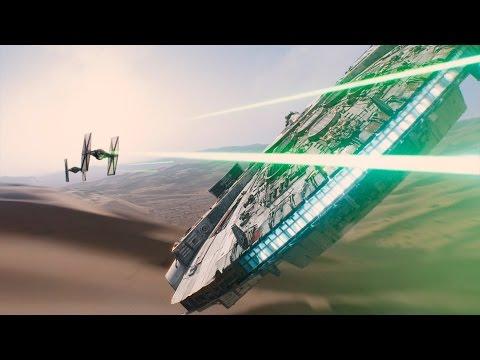 Звездные войны 7: Пробуждение силы  — Русский трейлер (2015)