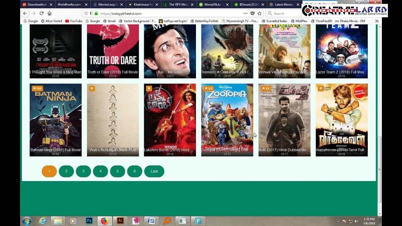 Free Full Popular Movies