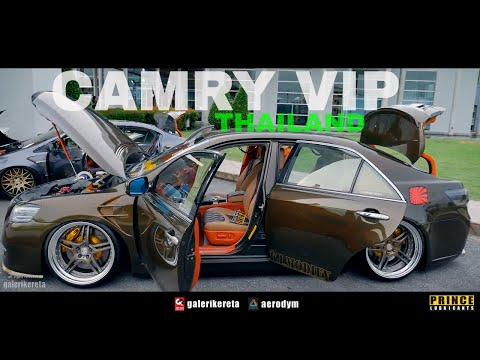Toyota Camry VIP Car Style