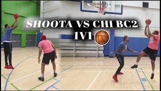 CHI BC2 vs KT THA SHOOTA INTENSE IRL BASKETBALL 🏀🔥