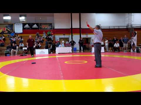 2015 Canada Cup: 61 kg Adam MacFadyen (CAN) vs. Jason Buckle (CAN)