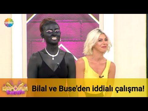 Bilal ve Buse'den iddialı çalışma!