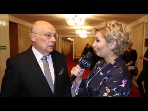 Marek Borowski o Gali Paszporty Polityki 2017 styczeń 2018 Warszawa