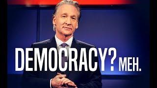 Bill Maher Claims DNC