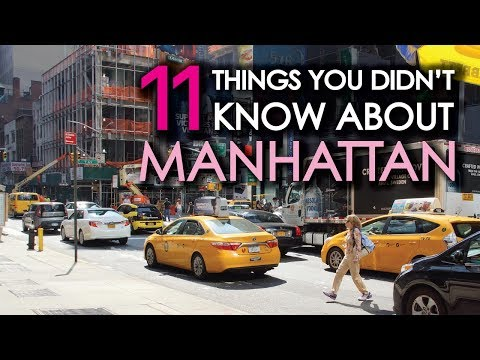 11 Things You Didn't Know About MANHATTAN