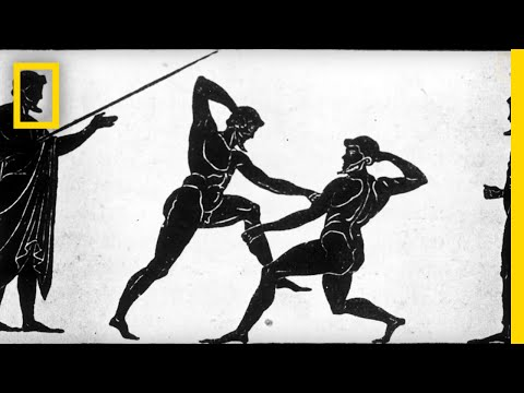 History of the Olympics   National Geographic