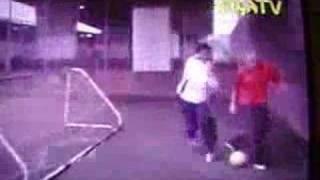 Kibbee's Soccer Vid.