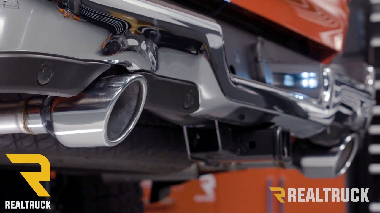 Sound of the Flowmaster Outlaw Exhaust System on a 2019 Dodge Ram 1500 5 7