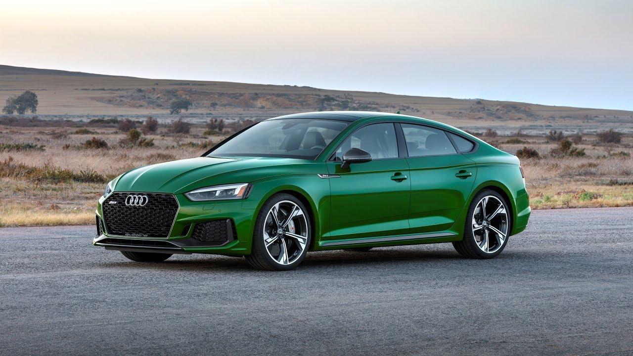 2019 Audi RS5 Sportback - Exterior Interior, Driving ...