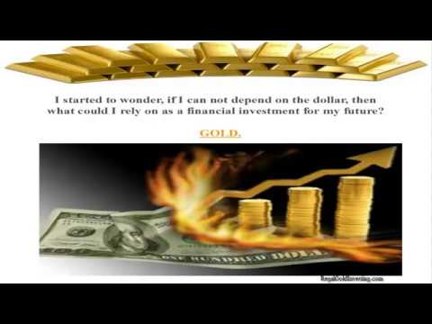 Gold IRA Investment - Shocking Facts About A Gold IRA Rollover!