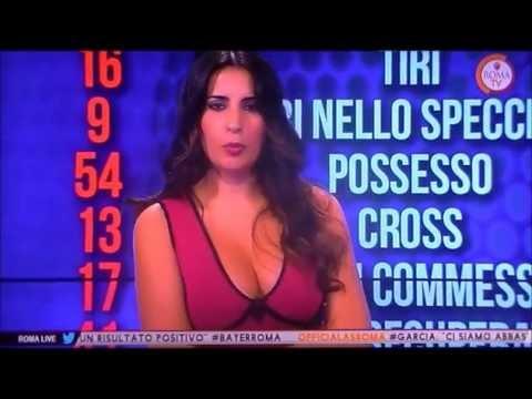 Francesca Brienza - Roma Live post game 20.10.2015