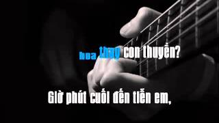 Tôi Đưa Em Sang Sông - Karafun Guitar Virginia Nguyen