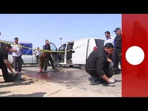 Air Strike On Gaza As Israeli Settler Is Killed In West Bank