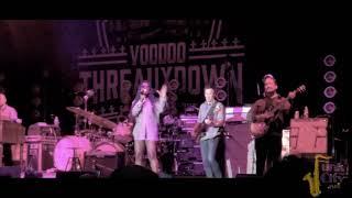 Galactic, Trombone Shorty's Voodoo Threauxdown, Atlanta, 8-19-18