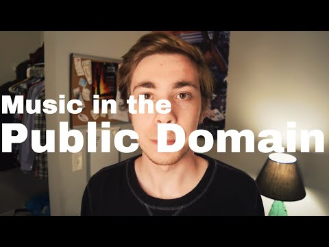 Can You Use PUBLIC DOMAIN Music in Your Videos?!