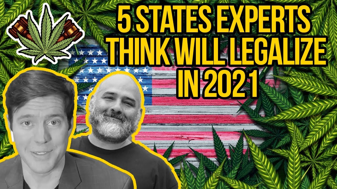 These States Could Still Legalize Cannabis in 2021
