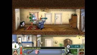 видео Игра «Как достать соседа»