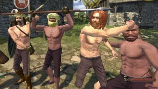 Mount and Blade Warband with the Asdfs