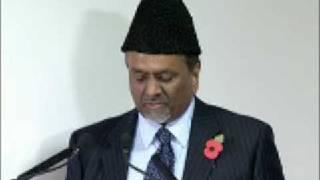 Inauguration of Baitul Afiyat Mosque, Sheffield - Rafiq Hayat