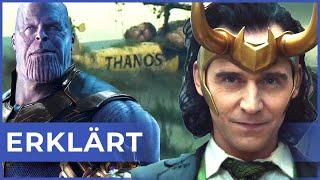 Wer wartet auf Loki im Finale? Alle Easter Eggs und Anspielungen aus Loki Staffel 1 Folge 5 erklärt