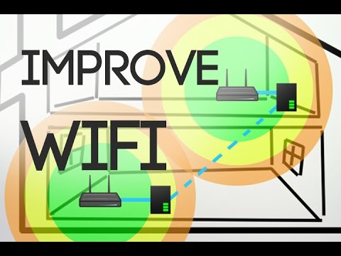 how to improve wifi signal strength and coverage let me explain youtube. Black Bedroom Furniture Sets. Home Design Ideas