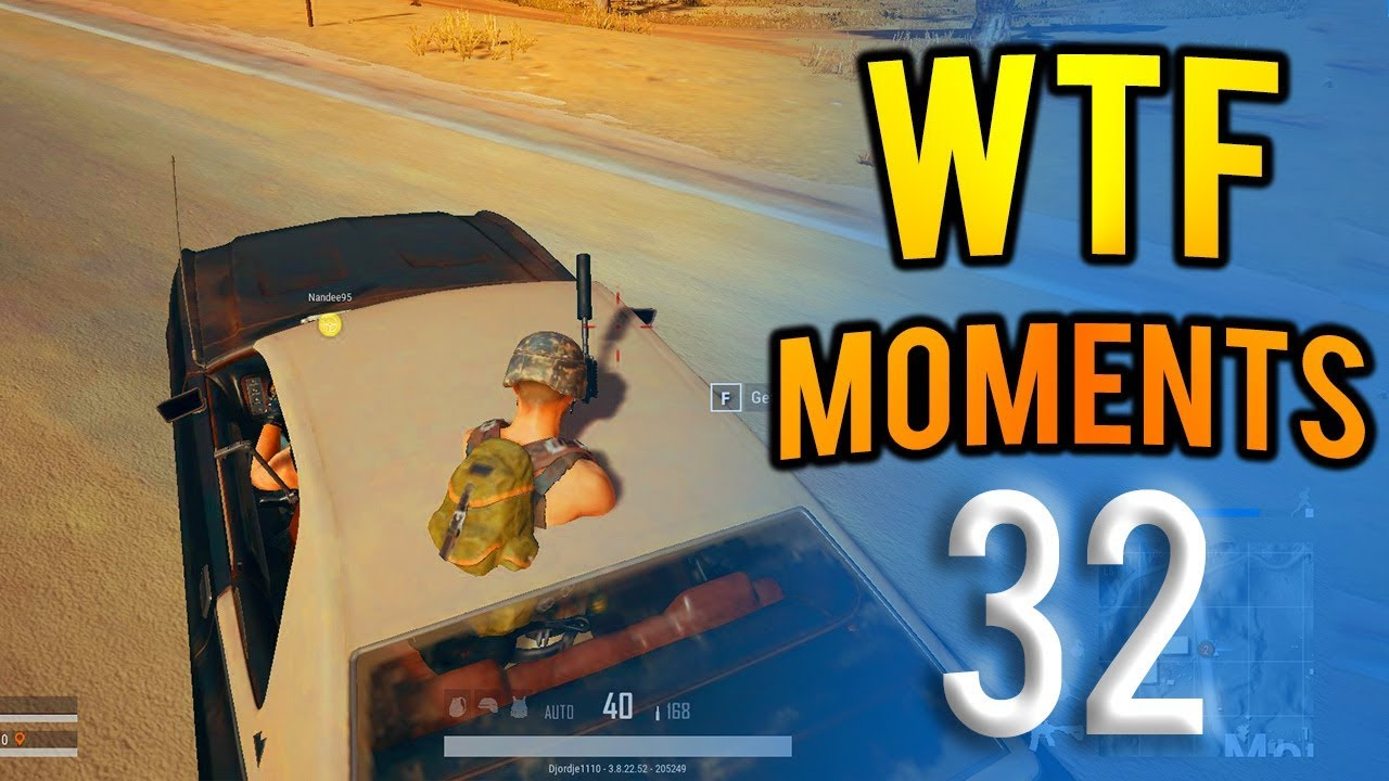 PUBG: Daily Funny & Lucky & Moments Highlights Ep. 32