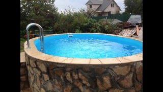 Строительство бассейна из полипропилена(, 2015-12-08T11:50:33.000Z)