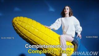 yelle completement fou lyrics englishespañol subtitulado