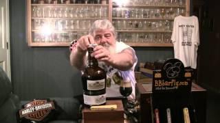 Beer Review #1648 Bull & Bones Brewhaus Oatmeal Cookie Raisin Stout