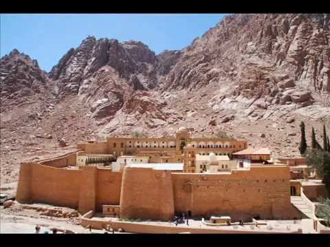Travel to Sinai Mountain & St  Catherine Tour From Cairo
