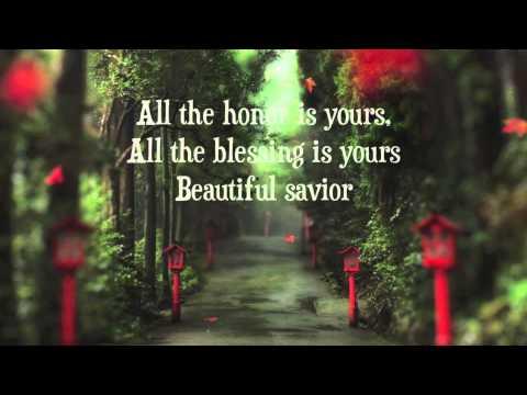 One Sonic Society - Beautiful Savior - (with lyrics)