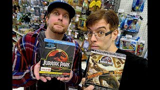 Hoarding Up -  Jurassic Park 25th Anniversary Collection!!!