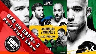 UFC on ESPN+ 2 'Assuncao Vs. Moraes 2' Post-Fight Show