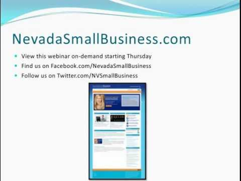 Nevada State Bank Webinar with Jennifer Reuting - Know Your Options. Watch now!