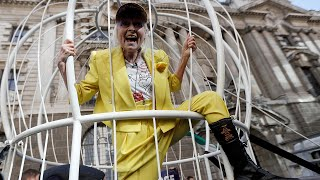 video: How, at 79, Dame Vivienne Westwood, is still fashion's most prolific and colourful activist