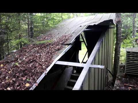 Urban Exploration of Civil Defence bunker Part 2
