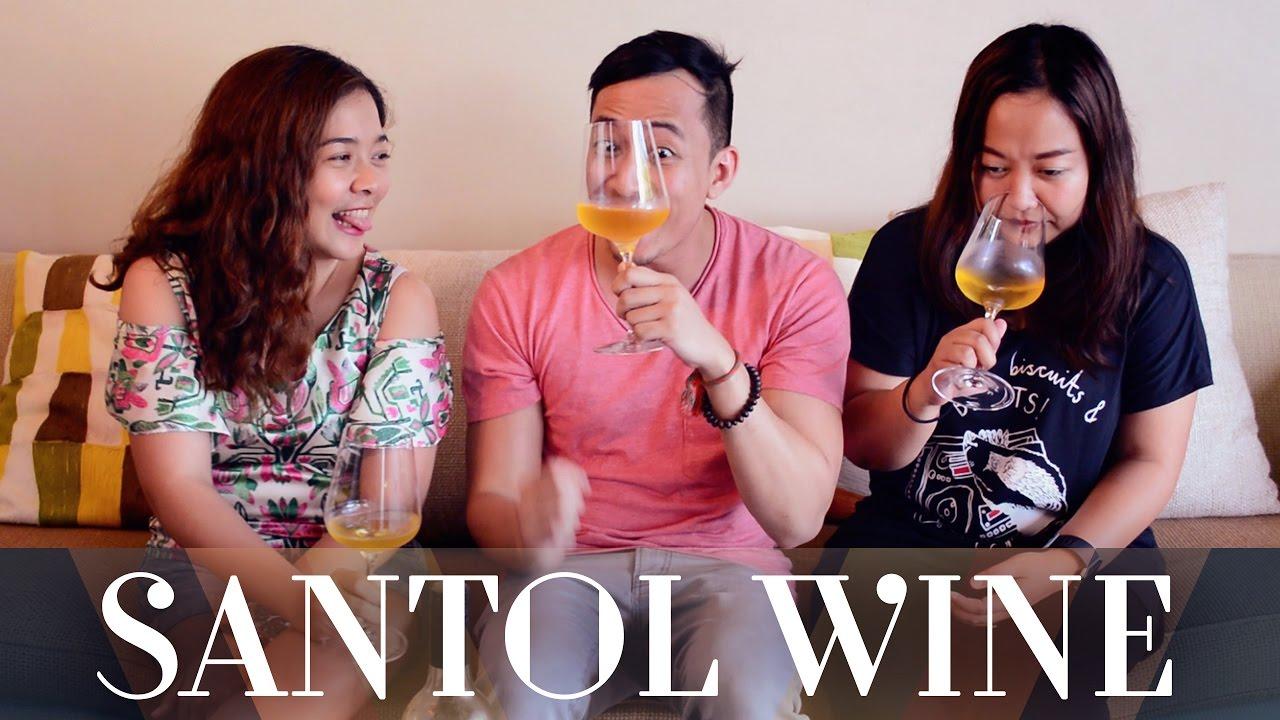 how to make santol vinegar