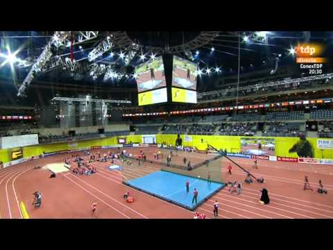 XXXIII EUROPEAN ATHLETICS INDOOR CHAMPIONSHIPS (AFTERNOON SESSION 2015-03-05)
