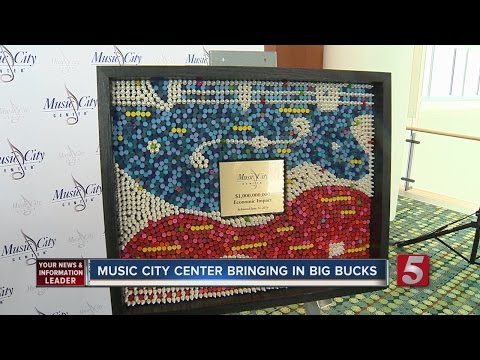 Music City Center Generates $1 Billion In 3 Years