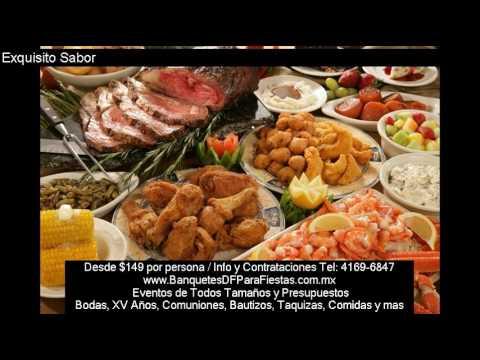 banquetes para xv a os economicos youtube