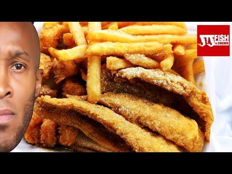 JJ Fish & Chicken Review