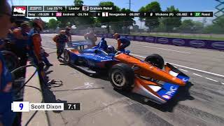 FAST FORWARD: 2018 Chevrolet Detroit Grand Prix presented by Lear Race 1 thumbnail