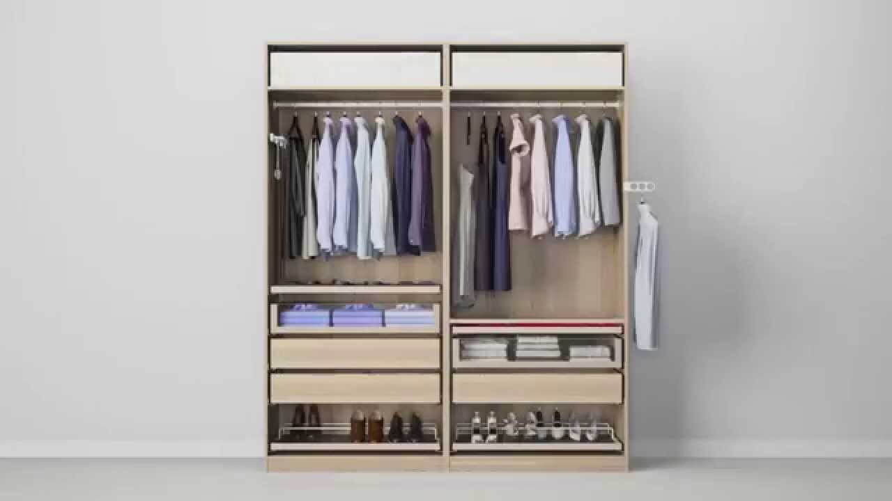 Ikea Apothekerschrank Demontage ~ Check out how to get beautifully organised in this wardrobe doors and