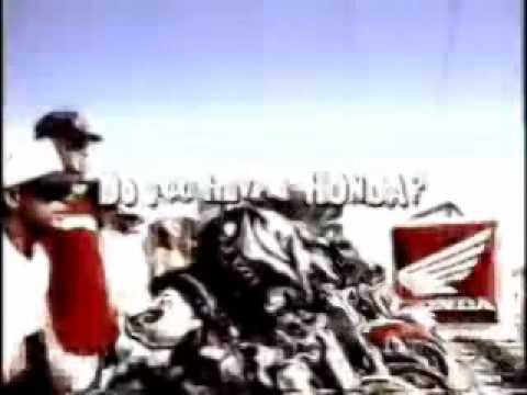 do you have a honda tv cm集 5本 バイクのみ youtube