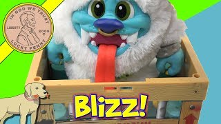 BLIZZ - Crate Creatures - The Frozen Caves Of Icicla! Kids Toy Review!