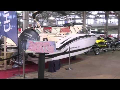 Central NY Boat Show Features New Exhibits [1 of 2] (February 2016)
